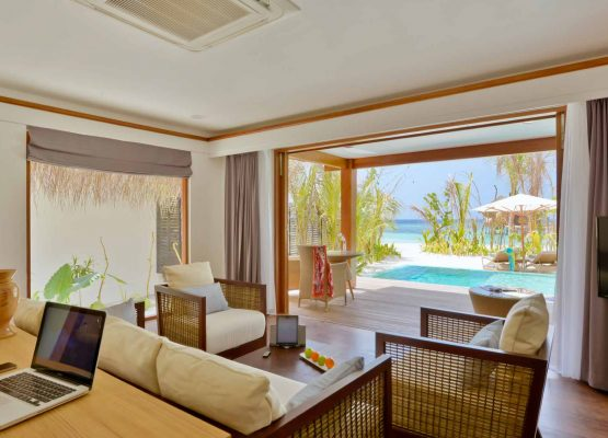 Duplex Pool Villa Kandolhu