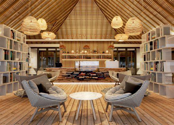 Library Lounge Maafushivaru
