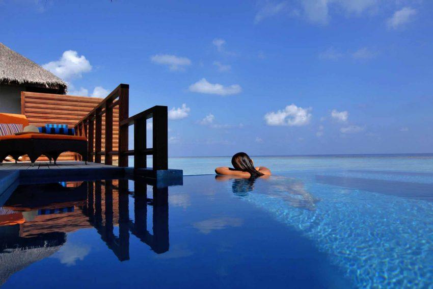 Velassaru Water Villa with Pool